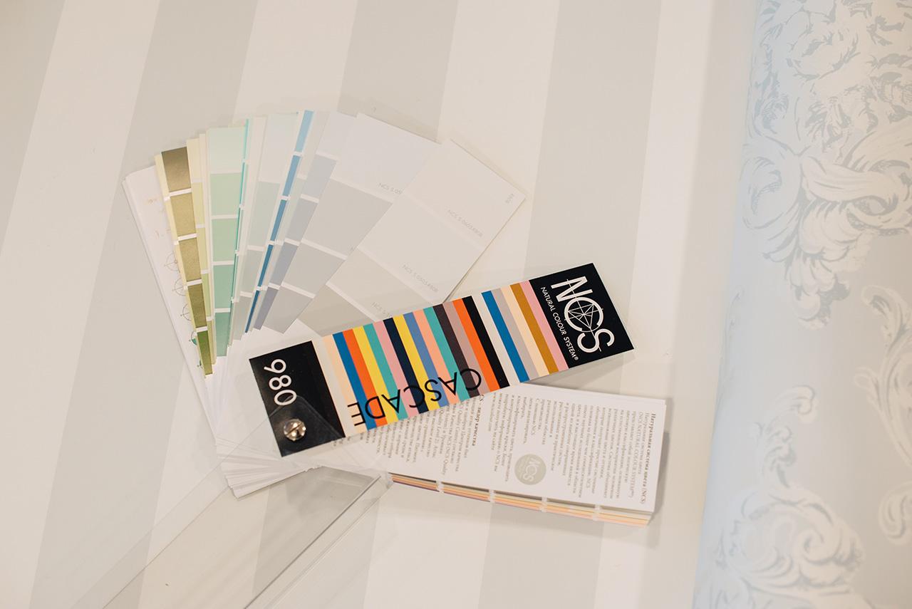 Colour Fan Decks Ncs