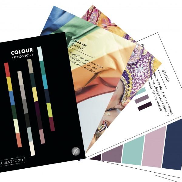 ColourTrends 2019, illustration